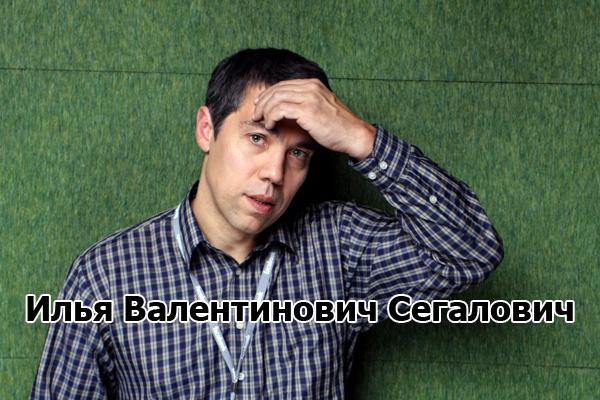 Илья Валентинович Сегалович